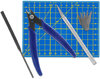 Tool set for plastic modeling (MS09)