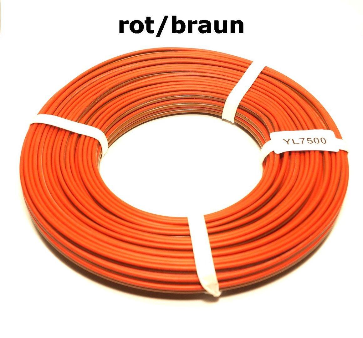 Kabel-//Litzenhalter für kleine Drähte und Litzen im Modellbau//Eisenbahn