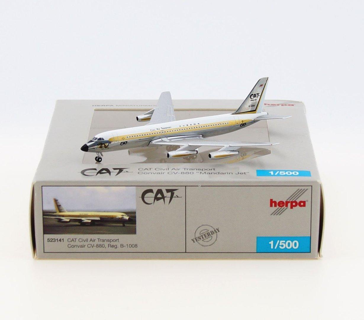CAT Civil Air Transport Convair CV-880